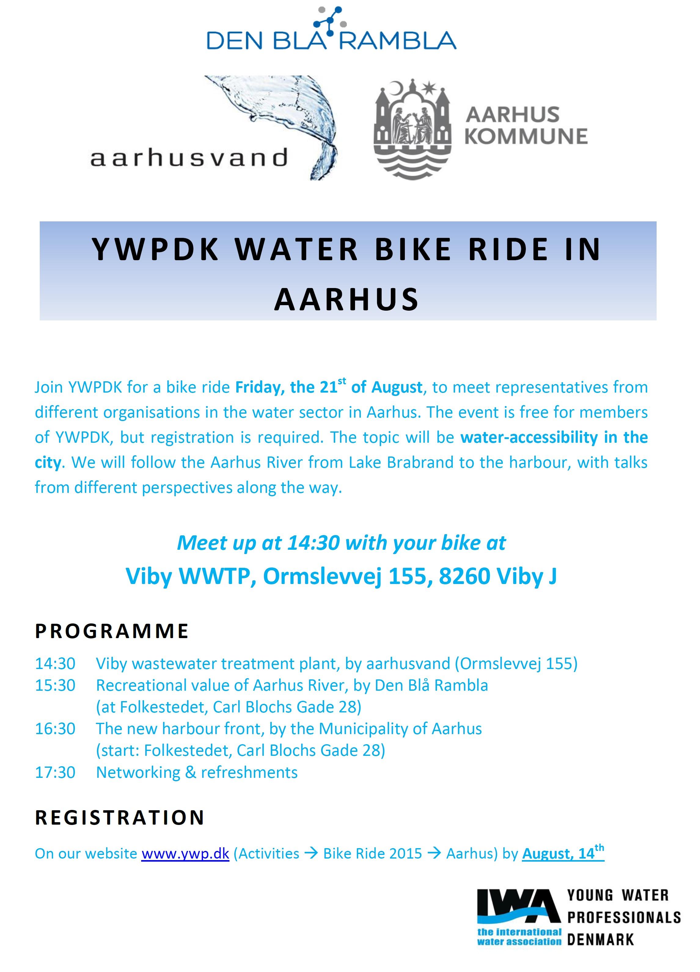 YWPDK_bike_ride_2015_Aarhus